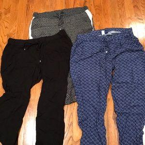 3 Old Navy pants bundle